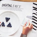 The Digital Diet for Mental and Physical Health